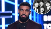 Drake Trolled Tattoo Beatles