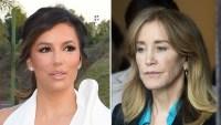 Eva Longoria Defends Felicity Huffman Bribery Scandal