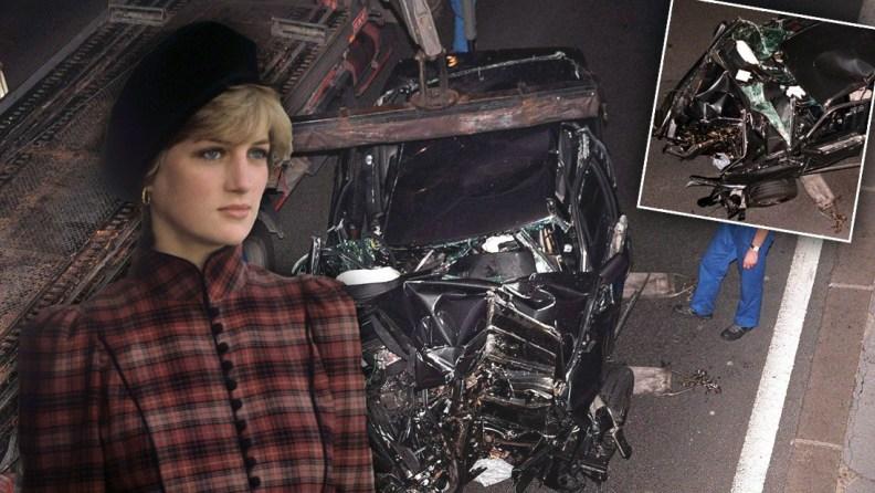 Fatal Voyage Princess Diana