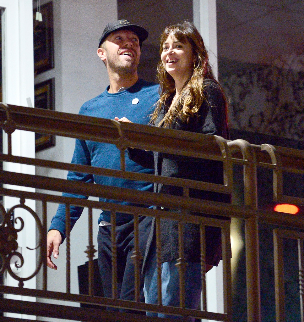 Gwyneth Paltrow Responsible Chris Martin Dakota Johnson Back Together