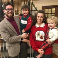 Jessa Duggar and Ben Seewald With Their Sons