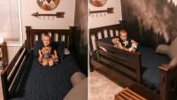 Jackson Big Boy Bed