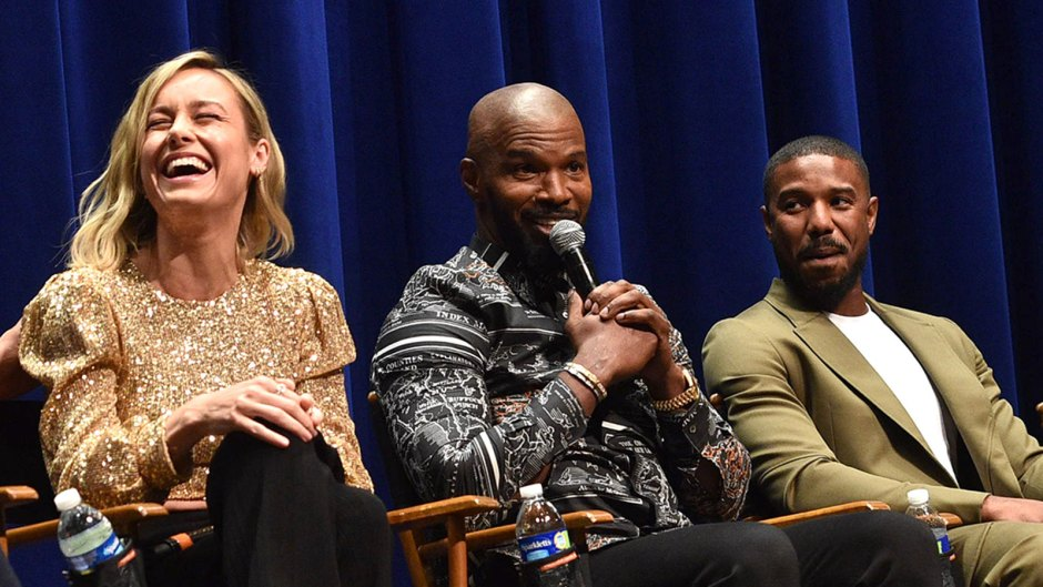 Jamie Foxx Is All Smiles at the 'Just Mercy' Film Screening Following His Split From Katie Holmes