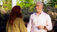 Jamie Smiles at Beth on Married at First Sight
