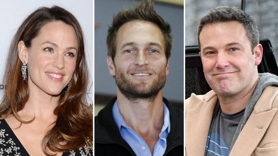 Jennifer Garner John Miller Good Influence Ben Affleck