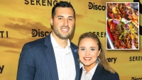 Jinger Duggar Shares Eggplant Pizza Recipe