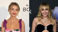 Kaitlynn Carter 'Likes' Instagram Post Praising Her for Making Miley Cyrus 'Happy' After Liam Hemsworth Split