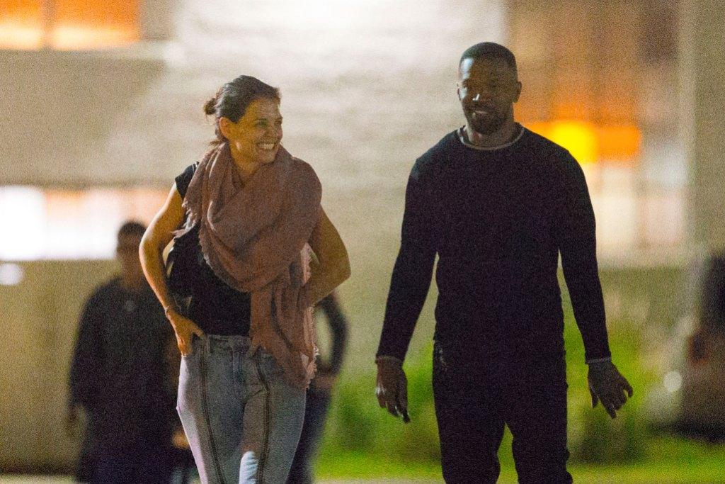 Katie Holmes Has 'Always Had a Hard Time' With Dating Jamie Foxx Long Distance