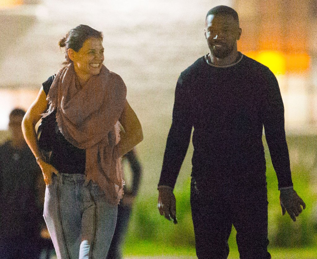 Katie Holmes Was the One Who Ended Things With Jamie Foxx