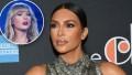 Kim Kardashian Reconciliation Taylor Swift