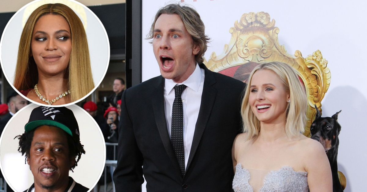 Kristen Bell Talks Awkward Night With Dax Shepard, Beyoncé and Jay-Z