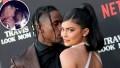 Kylie Jenner Inhales Smoke Travis Scott Mouth Steamy