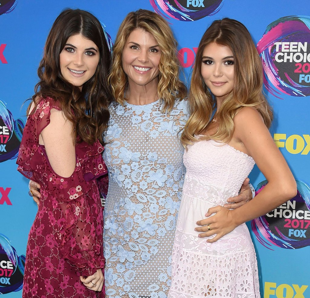 Lori Loughlin's Family Is Showing a 'United Front on Social Media'