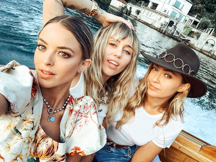 ExclusiveMiley Cyrus' Mom Tish and Kaitlynn Carter Have Met 'A Few Times': She Has 'Given Her Seal of Approval'