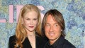 Nicole Kidman and Keith Urban Posing Side by Side