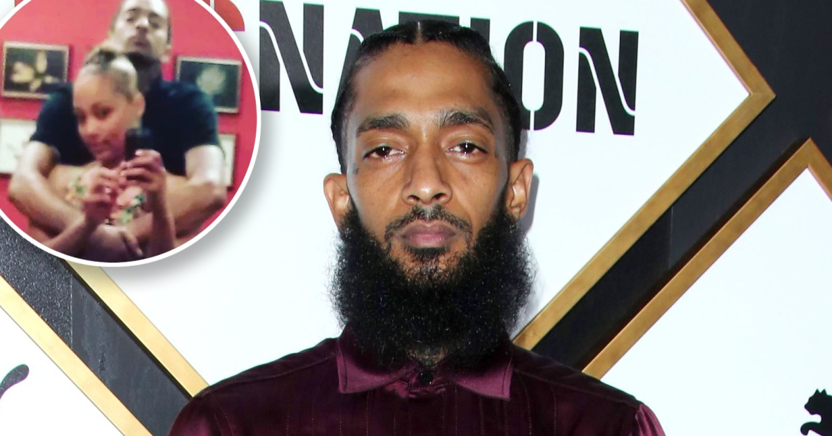 Nipsey Hussle S Ex Tanisha Foster Honors Him On His 34th