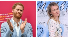Prince Harry and Cressida Bonas Engaged to Harry Wentworth Stanley side by side photo