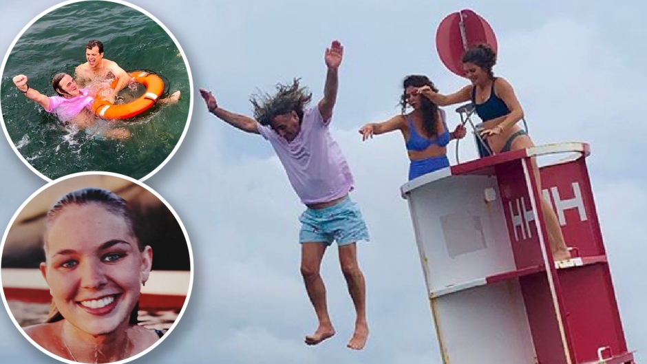 Saoirse Kennedy Hill Father Paul Hill Conquers Fear Heights Water Honor