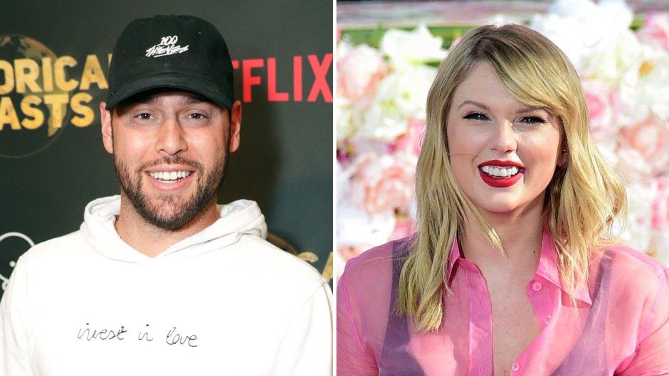 cooter Braun Congratulates Taylor Swift on Her Album Amid Drama