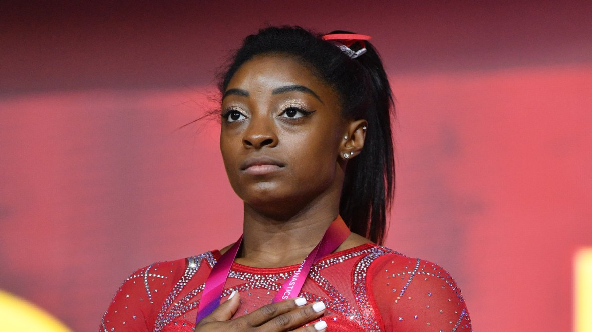 Simone Biles' Brother Tevin Charged With Triple Murder