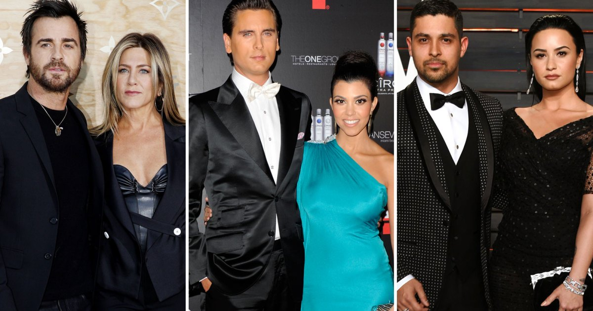 Celebs Who Wished Their Exes a Happy Birthday: See Photos