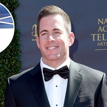 Tarek El Moussa Filming Extreme Makeover Home Edition