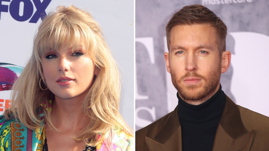 Taylor Swift Dragging Calvin Harris in I Forgot That You Existed