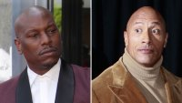 Tyrese Gibson Shades Dwayne Johnson Over 'Fast & Furious' Ticket Sales: 'I'm Just Pointing Out the Facts'