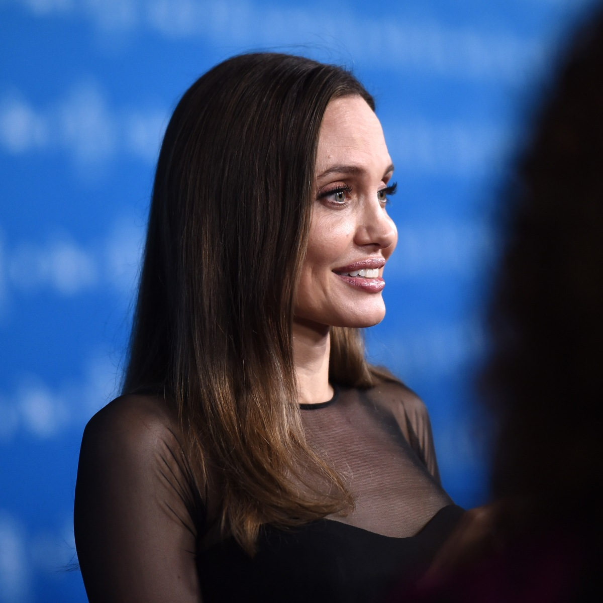 Angelina Jolie Hot And Sexy Pics angelina jolie stuns on disney's d23 red carpet: see photos!