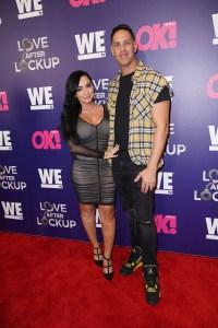Angelina Pivarnick and Chris
