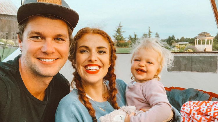 Former 'LPBW' Stars Audrey and Jeremy Roloff Reveal Baby No. 2's Gender in Cute Video!