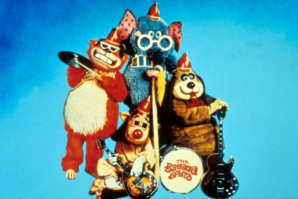 'The Banana Splits' Then and Now: How it Went From Saturday Morning Kids' TV Show to Horror Movie