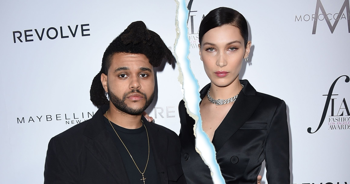 Bella Hadid and The Weeknd Break Up After Over 1 Year Together