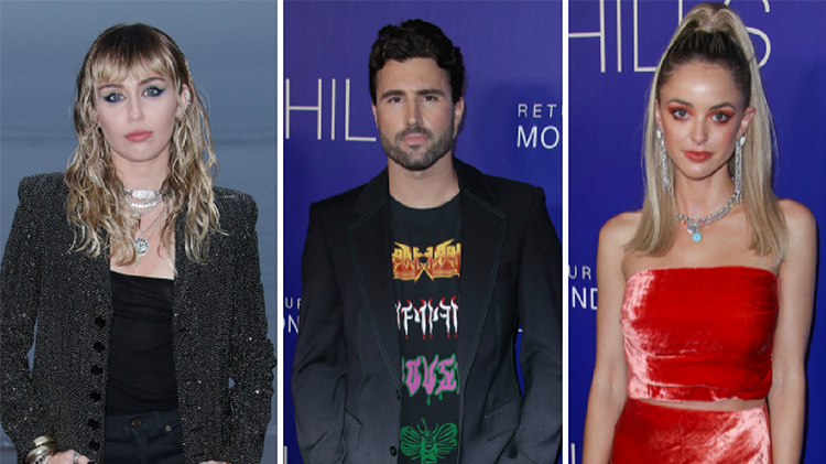 Kaitlynn Carter Was Already Broken Up With Brody Jenner Before Her Miley Cyrus Hookup