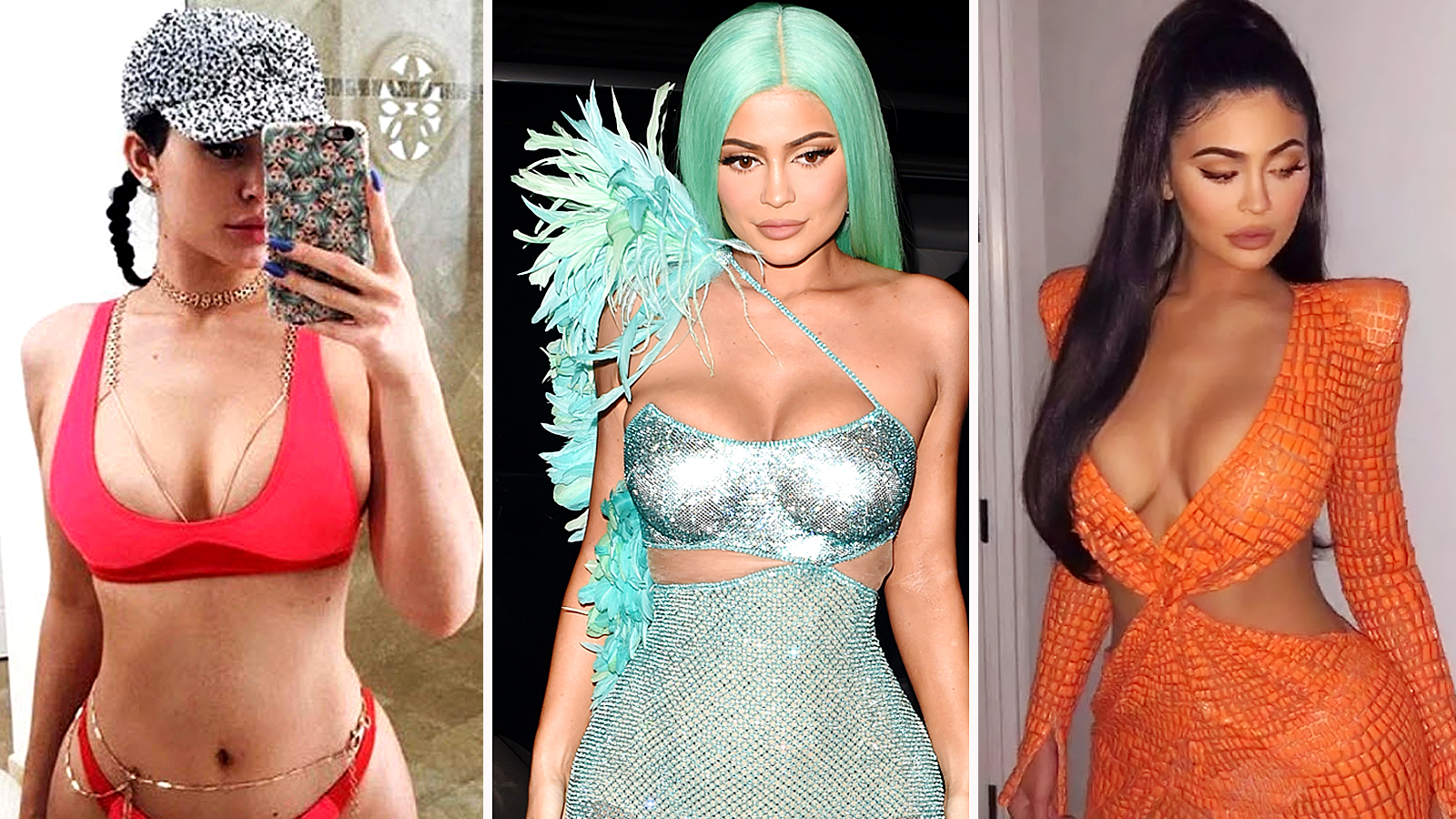 Kylie Jenners Sexiest Moments Ever See The Racy Photos