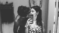lori loughlin daughter olivia jade boyfriend kiss