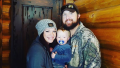 maddie brown and calb brush welcome daughter