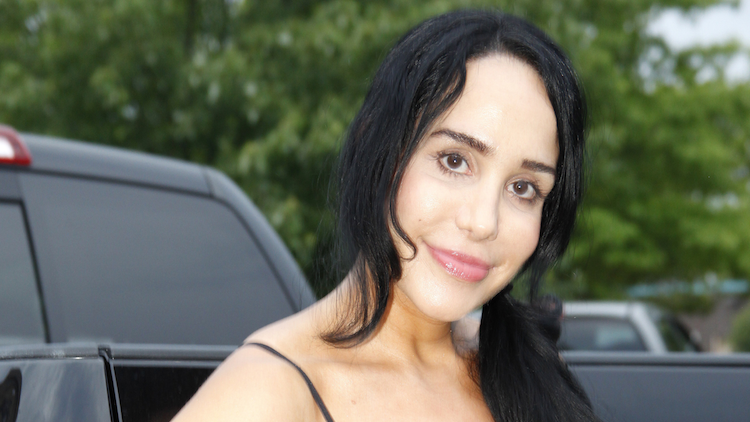 'Octomom' Nadya Suleman Claps Back After Troll Says She Made a Post About Her Son 'All About You'
