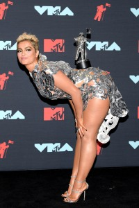 VMAs Skin-Baring Fashions
