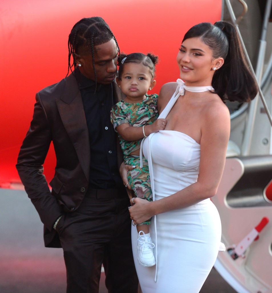 Kylie Jenner Says Travis Scott Reminds Her to Embrace Her Sexuality