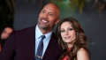 the rock dwyane johnson married lauren hashian