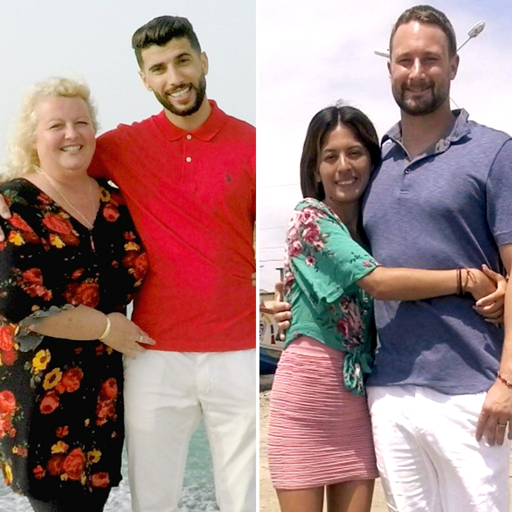 90-Day-Fiance--Laura-and-Evelin-Are-Apparently-on-Vacation-Together-Amid-Splits 1