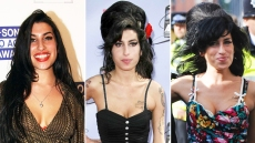 Amy Winehouse Photo Before passing