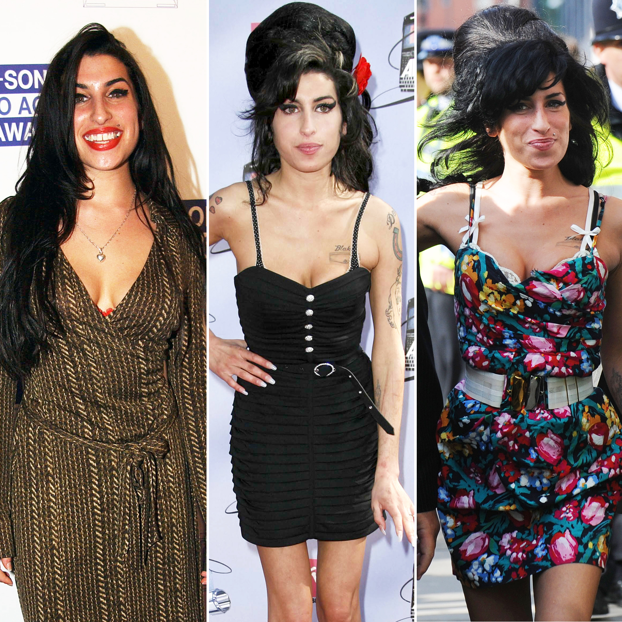Amy Winehouse Photos Of The Singer Before Her Tragic Death