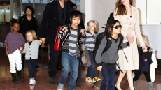 Angelina Jolie and Brad Pitt's Kids Today: New Photos and Details
