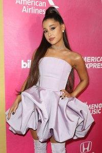 Ariana Grande Superstitious Celebrities