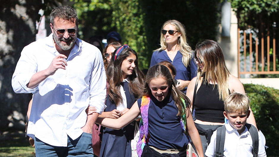 Ben Affleck Daughter Seraphina School