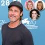 Brad Pitt Dating History