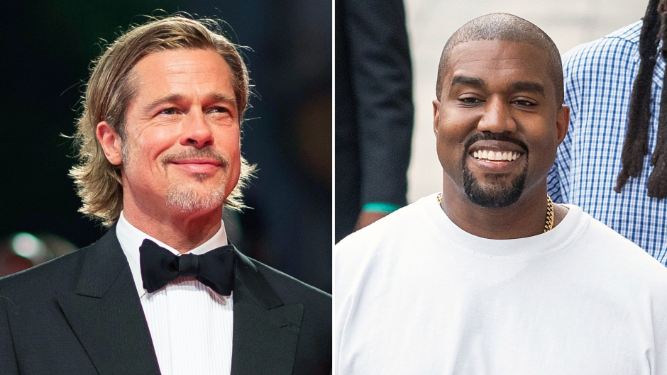 Brad Pitt Praises Kanye West Sunday Service Delightful