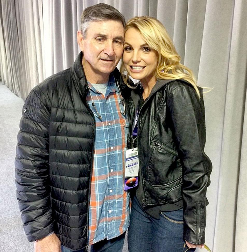 Britney Spears Custody Jeopardy Dad Jamie Fight Sean